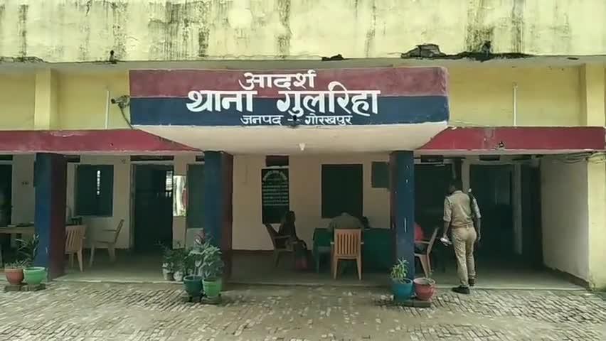 ग्रामीणों ने प्रधान पुत्र की गाड़ी तोड़ी, लेखपाल पर लगाया रुपए मांगने का आरोप, गांव में फोर्स तैनात|गोरखपुर,Gorakhpur - Dainik Bhaskar