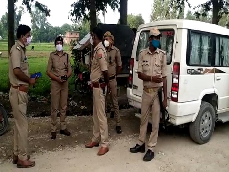 पति ने पत्नी की चाकू मारकर कर दी हत्या, आपसी विवाद में पति ने पत्नी को मारा चाकू; पुलिस ने पति को किया गिरफ्तार गोरखपुर,Gorakhpur - Dainik Bhaskar