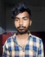 युवती को झांसा देकर दुष्कर्म करने का आरोपी निखिल - Dainik Bhaskar