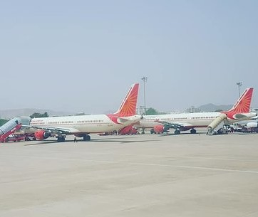 जयपुर की सूरत से होगी एयर कनेक्टिविटी, 16 जुलाई से फ्लाइट का संचालन होगा शुरू; अगले माह से 9 नई फ्लाइट्स और चलेगी|जयपुर,Jaipur - Dainik Bhaskar