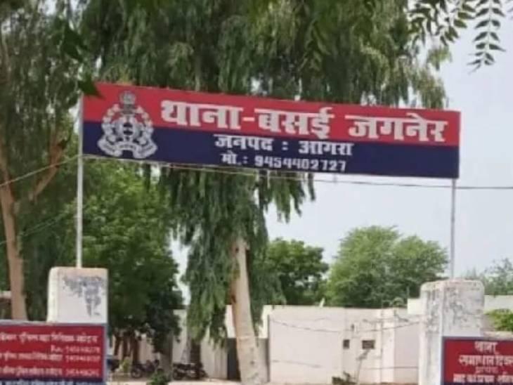ओडिशा से ट्रक से मथुरा लेकर जा रहे थे डेढ़ करोड़ का गांजा, लखनऊ STF ने आगरा में पकड़ा|आगरा,Agra - Dainik Bhaskar