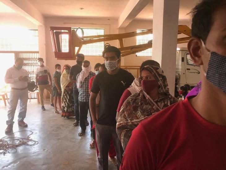 रीवा जिले में 14 जुलाई को लगेगी कोविशील्ड वैक्सीन की प्रथम और दूसरी डोज, 25 हजार टीके का रखा गया लक्ष्य|रीवा,Rewa - Dainik Bhaskar