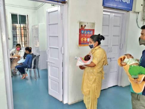 पहले दिन 12 से ज्यादा पहुंचे, ज्यादातर को सीजनल सर्दी-खांसी|रायपुर,Raipur - Dainik Bhaskar