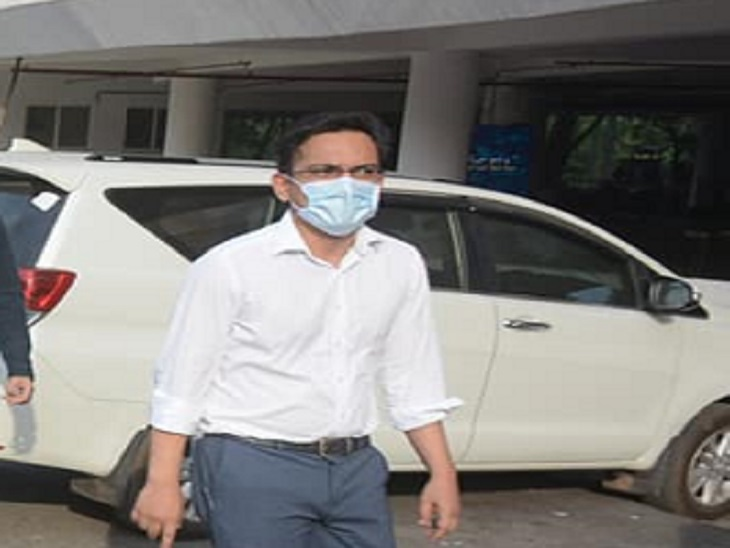 रायपुर कलेक्टर ने कहा- जो जानकारी न दे उस पर केस दर्ज करें, फिर पुलिस ढूंढकर लाएगी; मरीज के संपर्क में आने वाले लोग नहीं करा रहे जांच|रायपुर,Raipur - Dainik Bhaskar