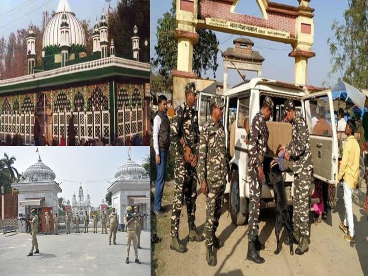 नेपाल वाया गोरखपुर आतंकियों ने की थी प्रदेश भर के धार्मिक स्थलों की रेकी; गोरखपुर से पाकिस्तान भेजे जाते थे इनपुट|गोरखपुर,Gorakhpur - Dainik Bhaskar