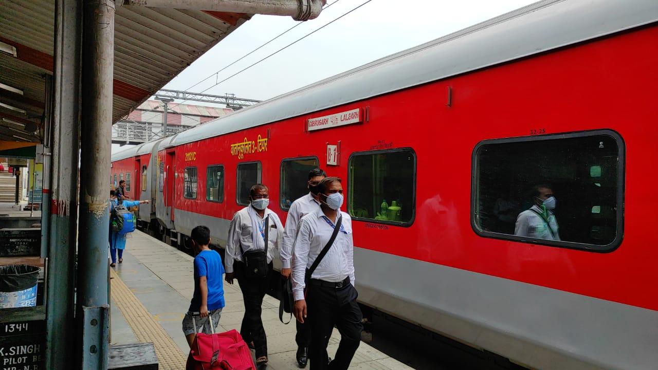 बिहार से अजमेर तक का सफर असान, 23 जुलाई से ट्रेन का होगा संचालन, सप्ताह में तीन दिन पहुंचेगी बरेली|बरेली,Bareilly - Dainik Bhaskar