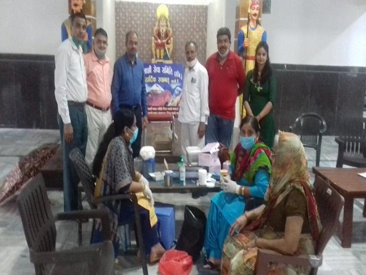 युवा दिखा रहे रूचि, जिले के 35% लाभार्थी हो चुके हैं वैक्सीनेट|पानीपत,Panipat - Dainik Bhaskar