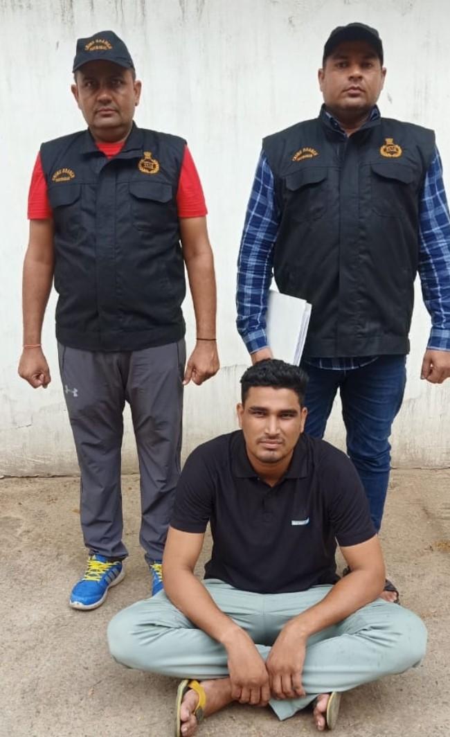 प्रापर्टी डीलर मनोज भाटी की आरोपियों ने दिसंबर में दिनदहाड़े गोली मारकर की थी हत्या|फरीदाबाद,Faridabad - Dainik Bhaskar
