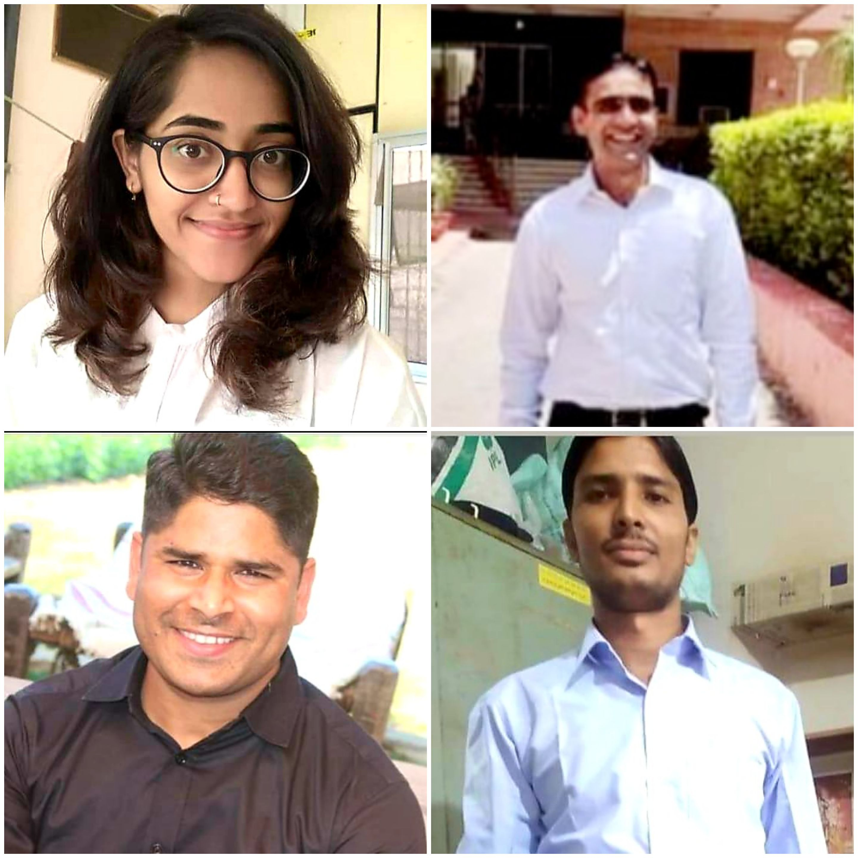 RAS में चयनित युवा - Dainik Bhaskar
