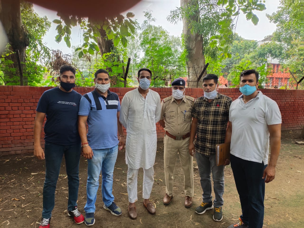 गैंगस्टर सुक्खा काहलों ग्रुप का सदस्य 51 ग्राम चिट्टा के साथ चढ़ा क्राइम ब्रांच चंडीगढ़ के हत्थे, पंजाब से लाकर चंडीगढ़ में करता था नशे की सप्लाई|चंडीगढ़,Chandigarh - Dainik Bhaskar