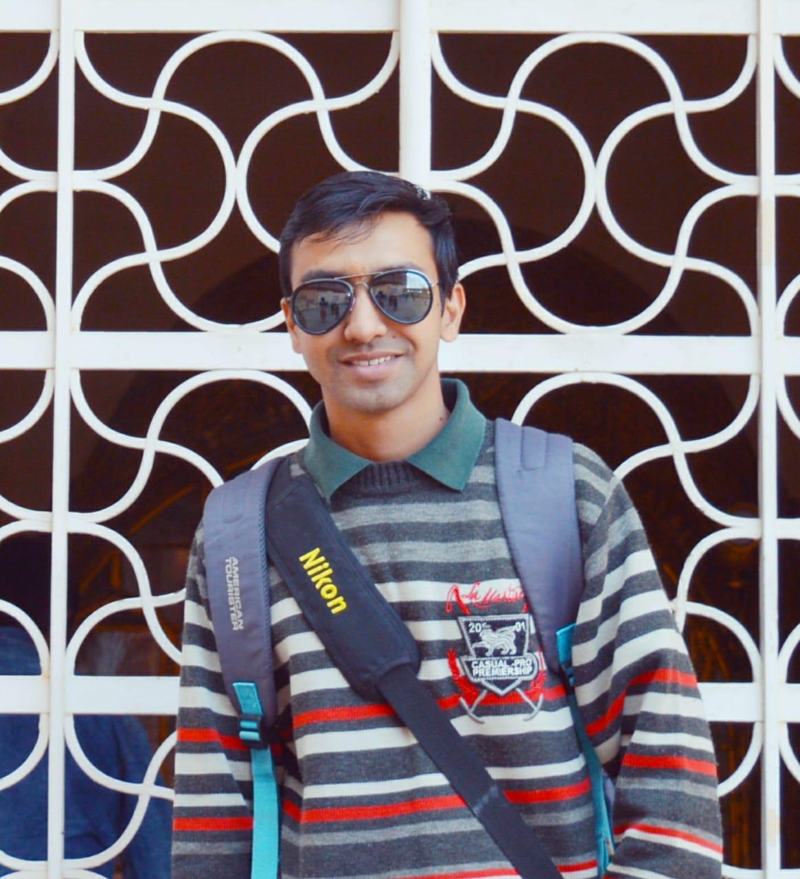 बड़ीसादड़ी के यतींद्र पोरवाल का RAS में हुआ चयन। - Dainik Bhaskar