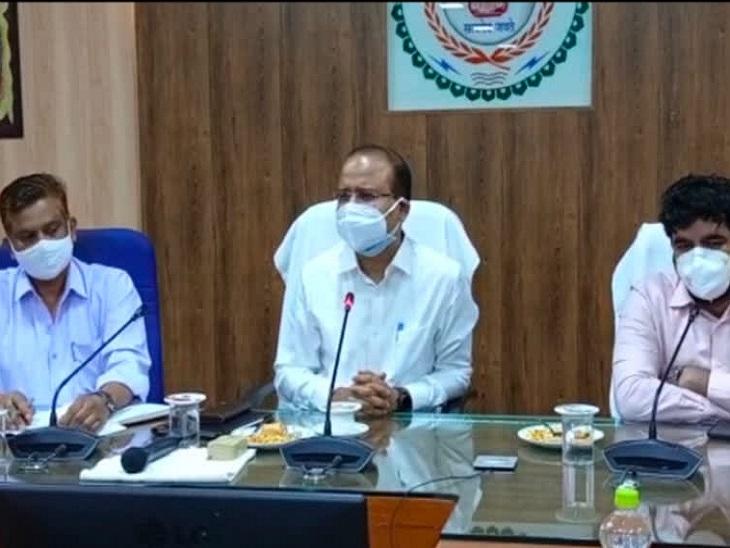 दोनों जिलों के कलेक्टर ने कोरोना के घटते संक्रमण के चलते यह आदेश जारी किया है। - Dainik Bhaskar