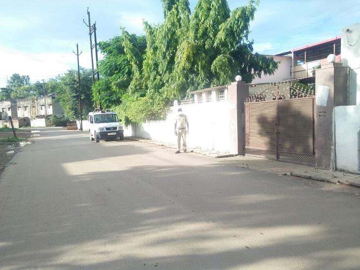 जीपी सिंह के घर मिली डायरी लेने एसीबी दफ्तर पहुंची रायपुर पुलिस, एडीजी के सरकारी आवास में भी तलाशी|रायपुर,Raipur - Dainik Bhaskar