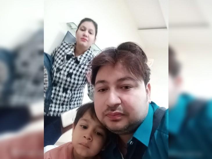 2016 में हुई थी नेहा सोनी की प्रफुल्ल से शादी। 4 साल का एक बेटा आयान है।
