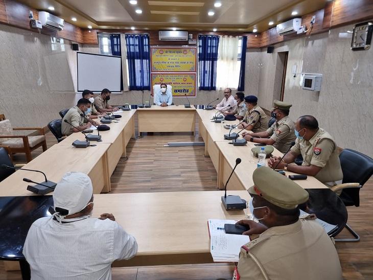 स्टेशन में सुरक्षा को लेकर रेल - Dainik Bhaskar