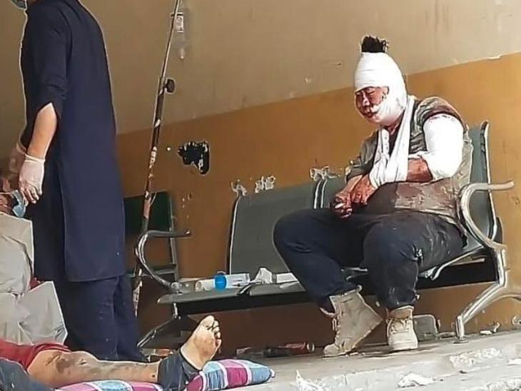 खैबर पख्तूनख्वा के ऊपरी कोहिस्तान इलाके में कर्मचारियों को ले जा रही बस में धमाका; 9 चीनी इंजीनियर्स समेत 13 की मौत विदेश,International - Dainik Bhaskar
