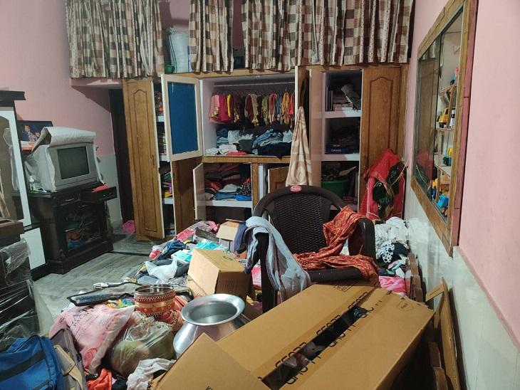 स्टोर की खिड़की उखाड़करफार्म हाउस में घुसेचोरों ने 40 हजार की नकदी चुराई|पानीपत,Panipat - Dainik Bhaskar