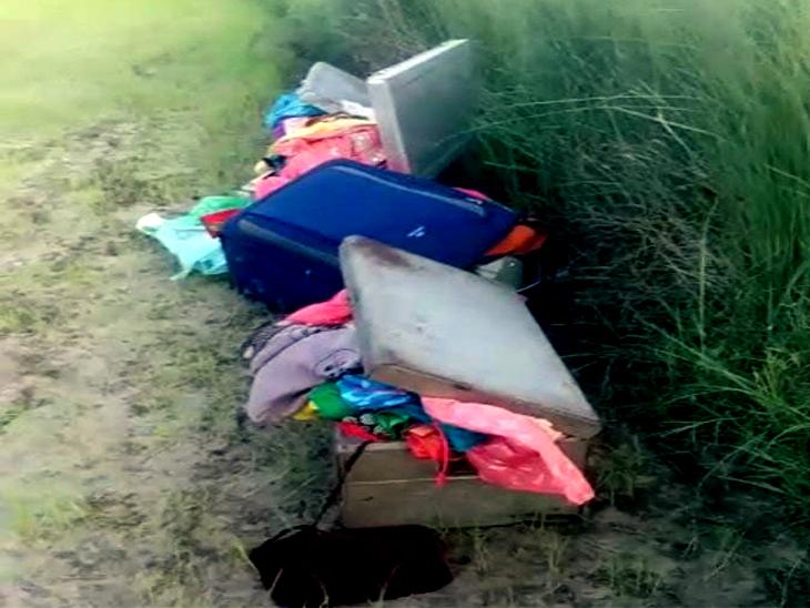 12 लाख के जेवरात, 1.5 लाख रुपए कैश सहित अन्य सामान चुरा ले गए चोर; जांच में जुटी पुलिस|गोरखपुर,Gorakhpur - Dainik Bhaskar