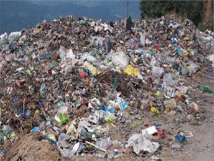 डपिंग ग्राउंड से हो रहे वायु प्रदूषण पर हाईकोर्ट में याचिका दायर; याची ने कहा-आसपास रहने वाले 50 हजार लोग सीधे तौर पर हो रहे प्रभावित|चंडीगढ़,Chandigarh - Dainik Bhaskar