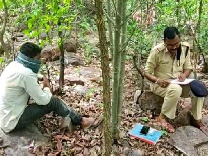 पुलिस ने बताया कि युवक के खिलाफ भी वैधानिक कार्रवाई की जाएगी। फिलहाल मामले की जांच चल रही है। - Dainik Bhaskar