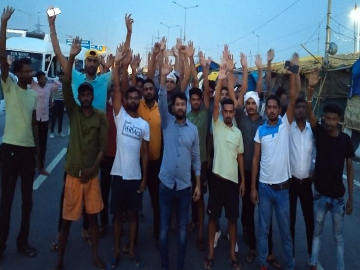 10453 पदों पर संविदा कम्प्यूटर भर्ती का विरोध, 15 जुलाई तक समय दिया, उत्तरप्रदेश में 16 से कांग्रेस महासचिव प्रियंका के दौरे में करेंगे विरोध|जयपुर,Jaipur - Dainik Bhaskar