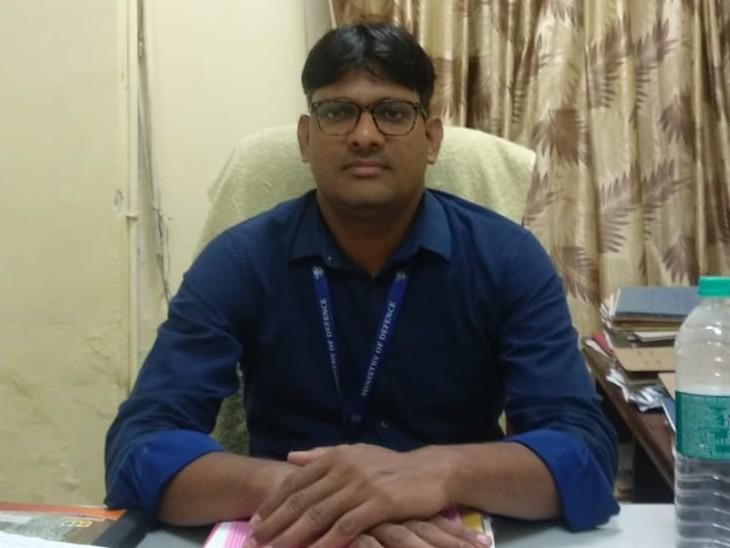 मंजूर अली दिवान का तीसरी बार RAS में चयन हुआ है - Dainik Bhaskar