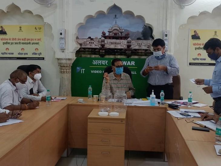 जिले के 49 वार्डों में लॉटरी से आरक्षण तय, किस वार्ड से कौन लड़ पाएगा चुनाव, जानिए|अलवर,Alwar - Dainik Bhaskar