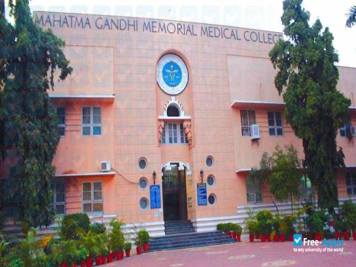 MGM कॉलेज में बनेगी जीनोम सीक्वेंसिंग लैब, मशीन खरीदी व टेंडर के भी आदेश|इंदौर,Indore - Dainik Bhaskar