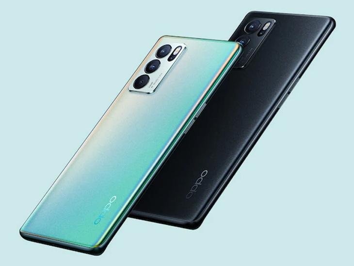 कंपनी ने रेनो 6 सीरीज के दो स्मार्टफोन लॉन्च किए, 12GB रैम और 256GB स्टोरेज मिलेगा; 65 वॉच चार्जिंग सपोर्ट करेंगे टेक & ऑटो,Tech & Auto - Dainik Bhaskar
