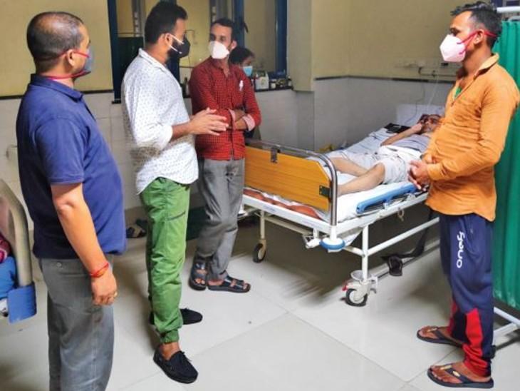 ब्लैक फंगस, कोविड पेशेंट हेल्प डेस्क जुटा रही है फंड, फ्री में एंफोटेरिसिन बी इंजेक्शन उपलब्ध कराए|भोपाल,Bhopal - Dainik Bhaskar