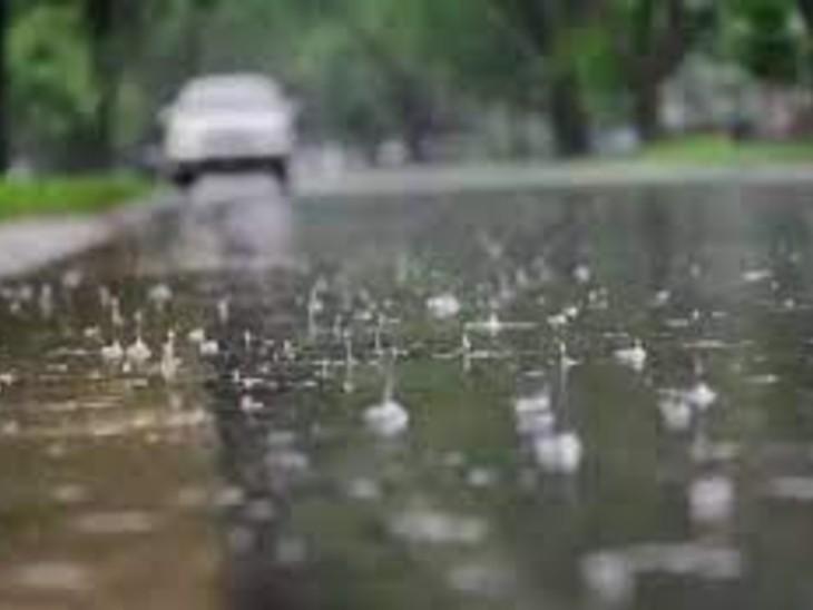 500 मीटर से 12 किमी ऊंचाई के कपासी बादल करा रहे जिले में खंड वर्षा खरगोन,Khargone - Dainik Bhaskar