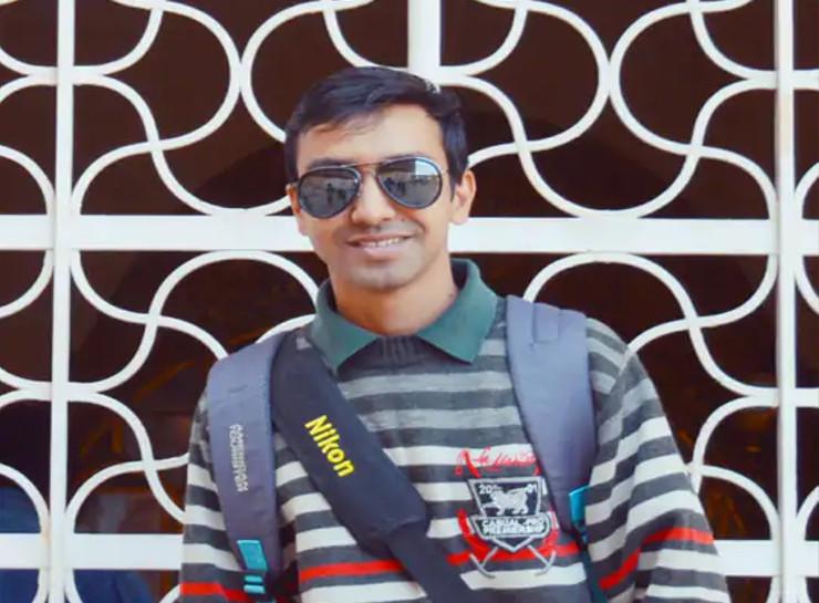 RAS में 42वीं रैंक हासिल करने वाले यतींद्र कुमार