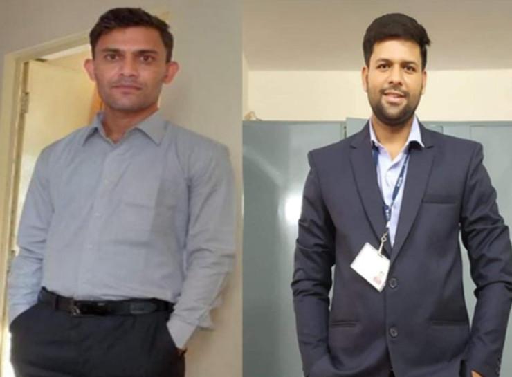 कांस्टेबल बने तब RAS का मतलब नहीं समझते थे, CM सिक्यूरिटी में SI देवीलाल ने क्लियर किया एग्जाम, 87 रैंक लाने वाले शिवम ने छोड़ दी दो नौकरियां जयपुर,Jaipur - Dainik Bhaskar