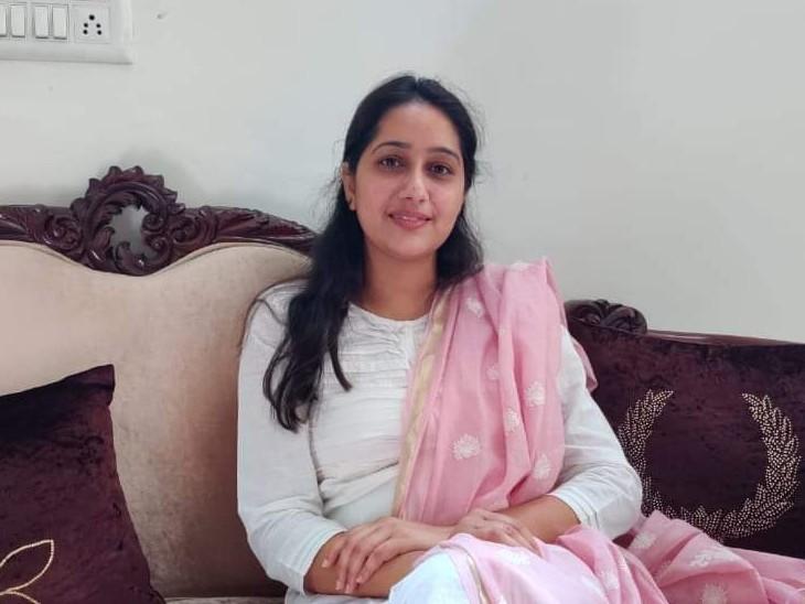 अलवर की सरिता का 2 बार टीचर, 1 बार स्कूल लेक्चरर में चयन, वर्तमान में जीएसटीओ; अब आरएएस में 205वीं रैंक, 5वीं सरकारी नौकरी|अलवर,Alwar - Dainik Bhaskar