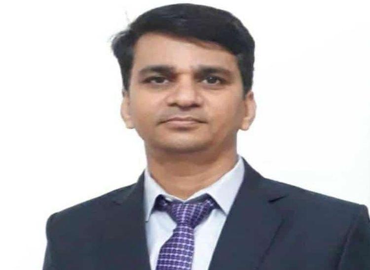 बिसलपुर निवासी ललित मेवाड़ा जिनका आरएएस में चयन हुआ।