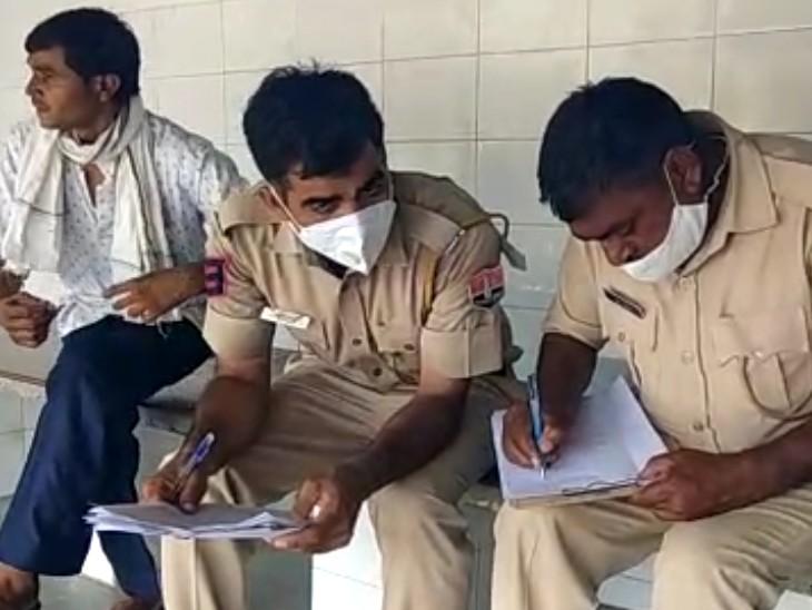 कनवास पुलिस ने पोस्टमार्टम के बाद शव परिजनों को सौप दिया। मामले की जांच में जुटी है।