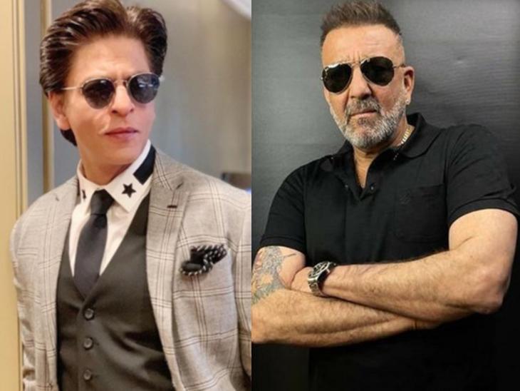 शाहरुख खान और संजय दत्त पहली बार फिल्म 'राखी' में एक साथ आएंगे नजर, जान्हवी कपूर अगस्त में शुरू करेंगी 'मिली' की शूटिंग|बॉलीवुड,Bollywood - Dainik Bhaskar