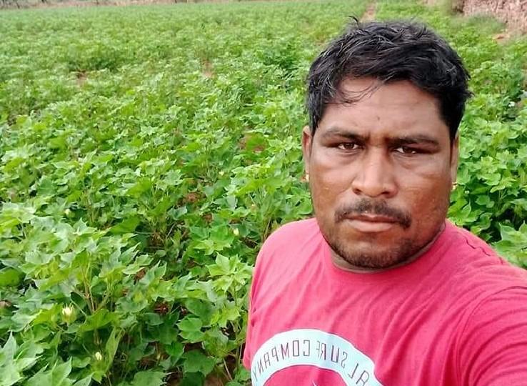 ओमाराम पुत्र सीताराम बावरी। (फाइल फोटो)। - Dainik Bhaskar