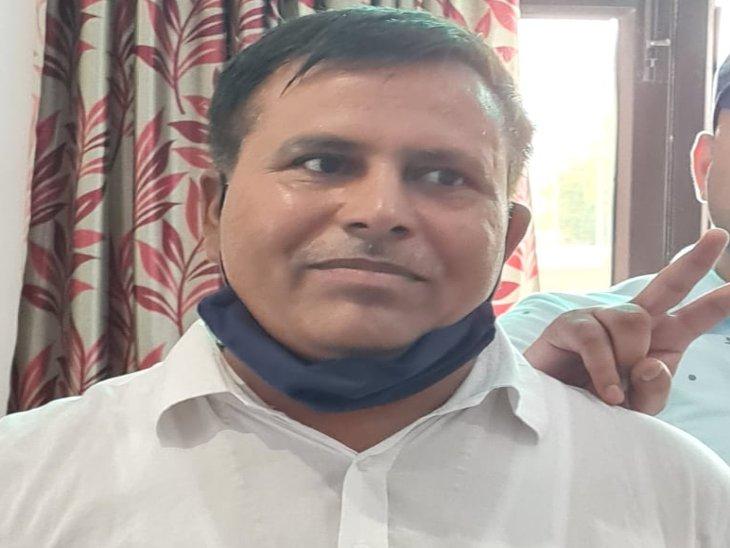 केंद्रीय मंत्री राव इंदरजीत सिंह समर्थित अजय जांगड़ा निर्विरोध चुने गए; 16 पार्षदों ने जताया विश्वास, एक गैरहाजिर रहे|हरियाणा,Haryana - Dainik Bhaskar