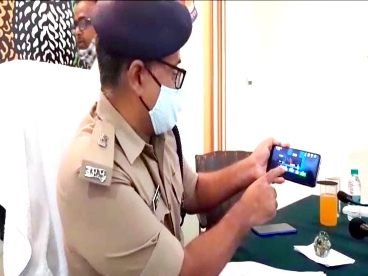 ऑनलाइन गेम का दीवानापन बच्चों से करवा रहा अपराध, अभिभावक के खाते से लाखों रुपये के खरीद लिए वर्चुअल हथियार|झांसी,Jhansi - Dainik Bhaskar