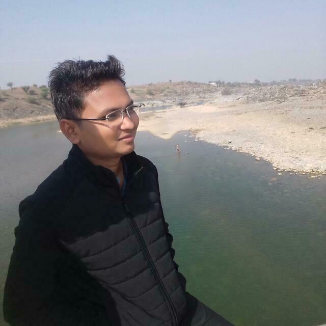 मनोज कुमार गरासिया।