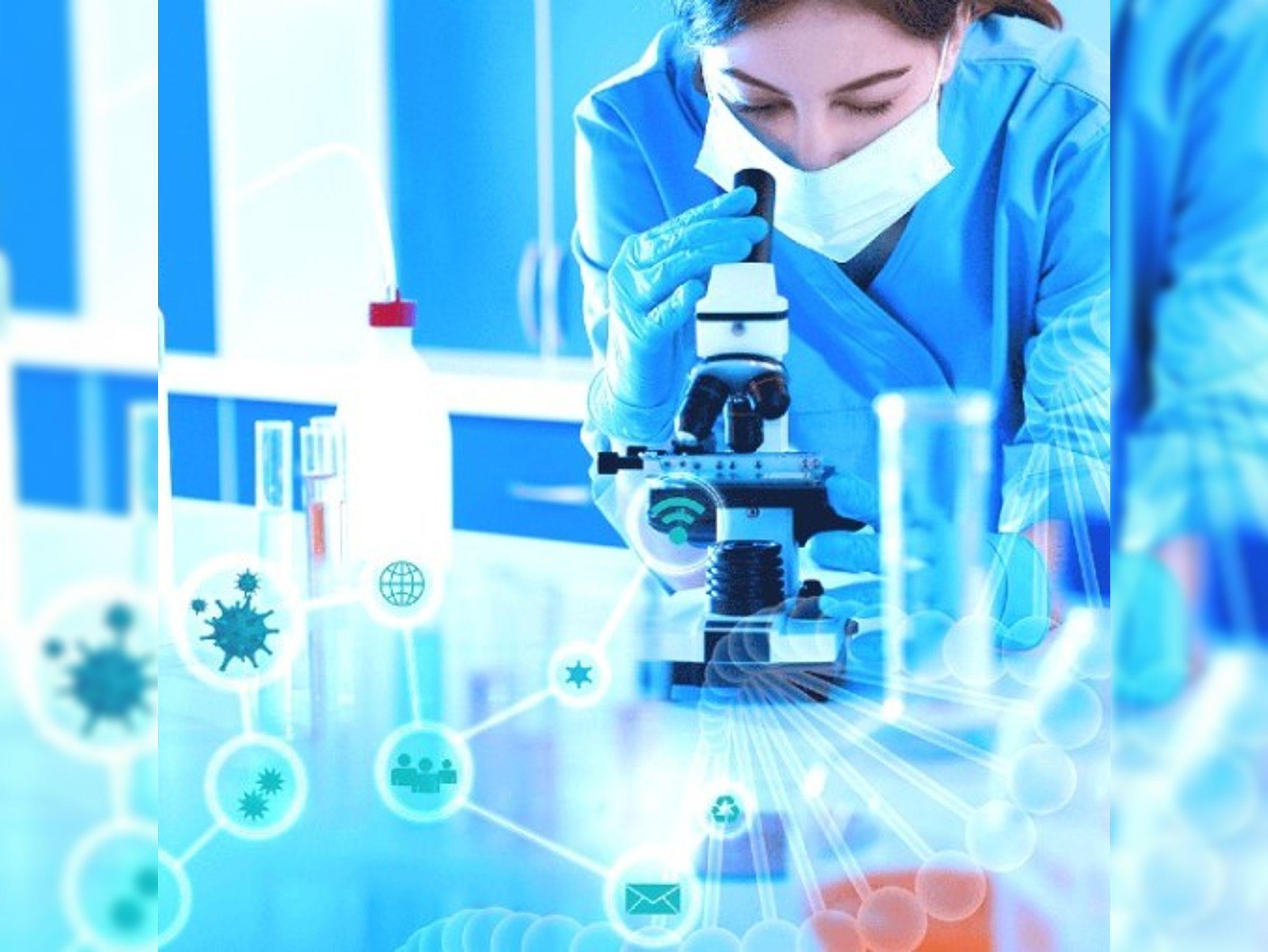 स्वास्थ्य विभाग ने पं. जवाहरलाल नेहरु मेडिकल कॉलेज में जीनोम सिक्वेंसिंग लैब चालू करने की प्लानिंग कर ली है। - Dainik Bhaskar