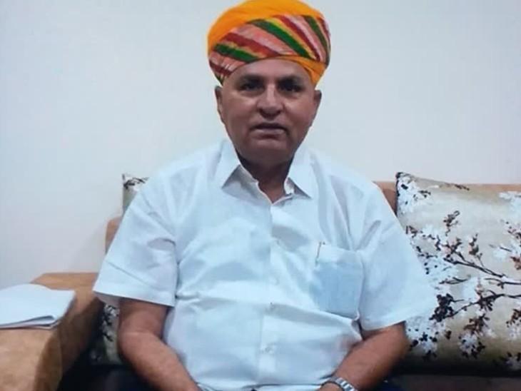 सतीश पूनिया के अलवर दौरे में रोहिताश शर्मा खुद मौके पर नहीं, लेकिन कार्यकर्ताओं से स्वागत की अपील की|जयपुर,Jaipur - Dainik Bhaskar