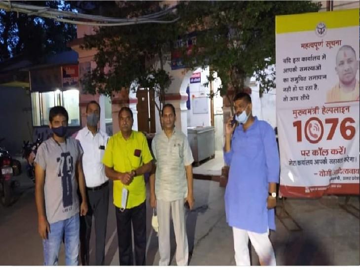 होटल कर्मचारी ने शोहदों के साथ मिलकर हाईकोर्ट के अधिवक्ता समेत दो पर किया जानलेवा हमला, FIR दर्ज|प्रयागराज,Prayagraj - Dainik Bhaskar