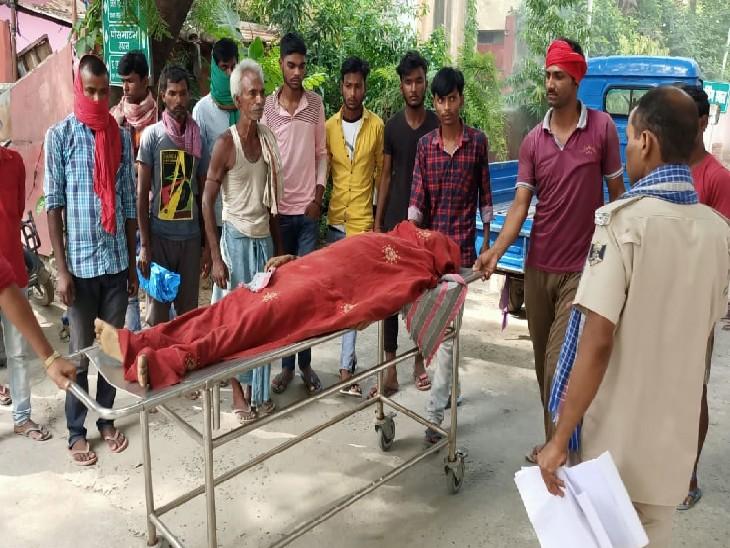 बेगूसराय में घर में सोया हुआ था युवक, 4 लड़कों ने कमरे में घुसकर मारी गोली; 3 को पुलिस ने दबोचा|बेगूसराय,Begusarai - Dainik Bhaskar