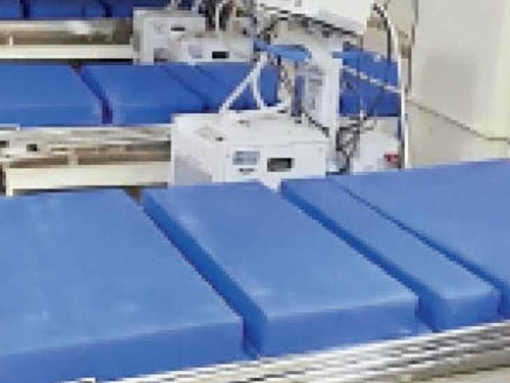 आईजीआईएमएस में बनेगा 1200 बेड और 30 मॉड्यूलर ओटी वाला एक और अस्पताल|पटना,Patna - Dainik Bhaskar