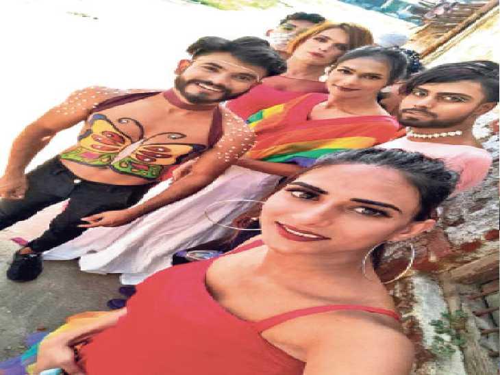 ट्रांसजेंडर समुदाय ने की मांग, हमारी शादी को मिले मान्यता,सभी लगवाएंगे कोरोना टीका|पटना,Patna - Dainik Bhaskar