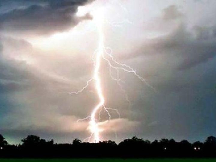 तेज बारिश होने पर इमली के पेड़ के नीचे खड़ी हो गईं थी महिलाएं, उसी पर  बिजली गिरी। - Dainik Bhaskar
