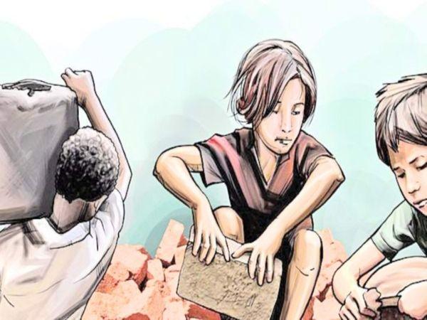 आदेश के अनुसार राजस्थान लोक उपापन में पारदर्शिता अधिनियम 2012 और नियम 2013 के तहत मानव संसाधन की सेवाओं में बालश्रम नहीं कराया जाएगा। - Dainik Bhaskar