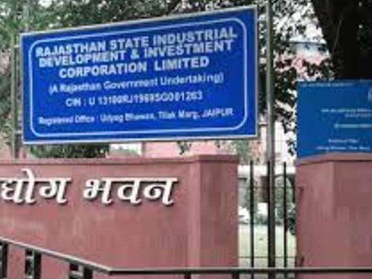 नीमराना और मारवाड़ इंडस्ट्रियल कॉरिडोर में बनेंगी 2 हजार इंडस्ट्रीज, नई कंपनी को केंद्र से मिली मंजूरी|जयपुर,Jaipur - Dainik Bhaskar